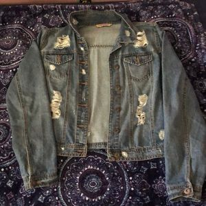 Good condition jean jacket